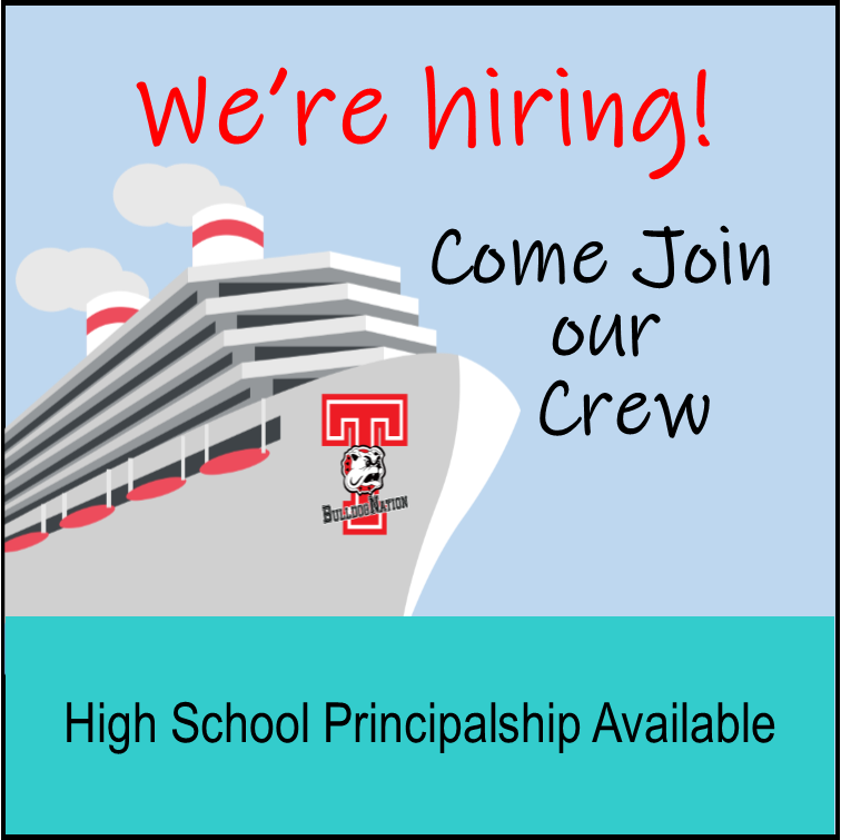We're Hiring - Join our Crew Featured Photo