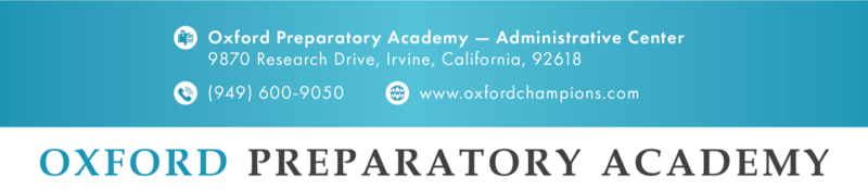 Oxford Preparatory Academy Seeking Applications for Board of Directors Featured Photo
