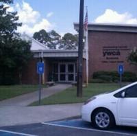 Photo of YMCA building in Brunswick Ga