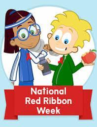 RED RIBBON WEEK - OCTOBER 26 - OCTOBER 30 Featured Photo