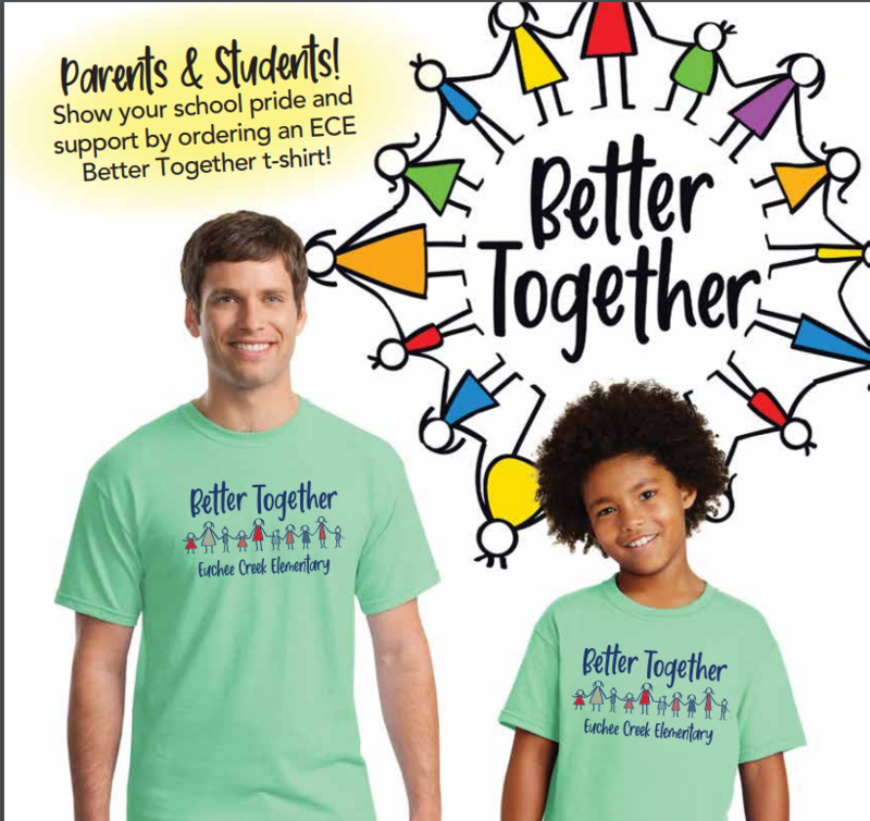 Better Together T-Shirts Featured Photo