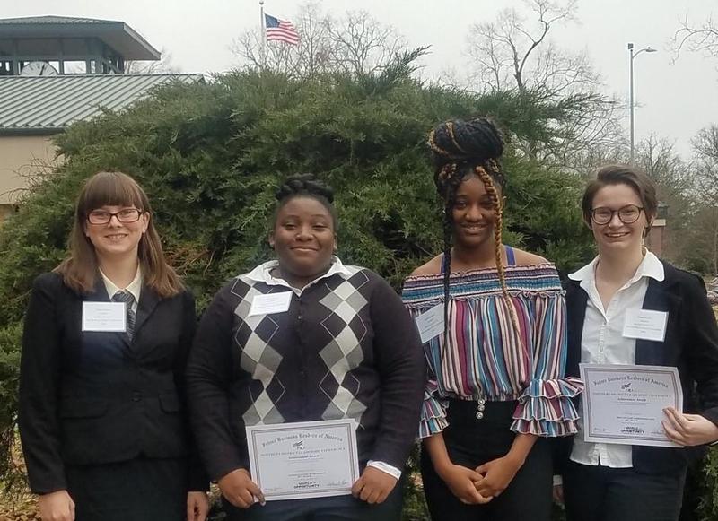 FBLA (Future Leaders of America) 2020 Participants Featured Photo