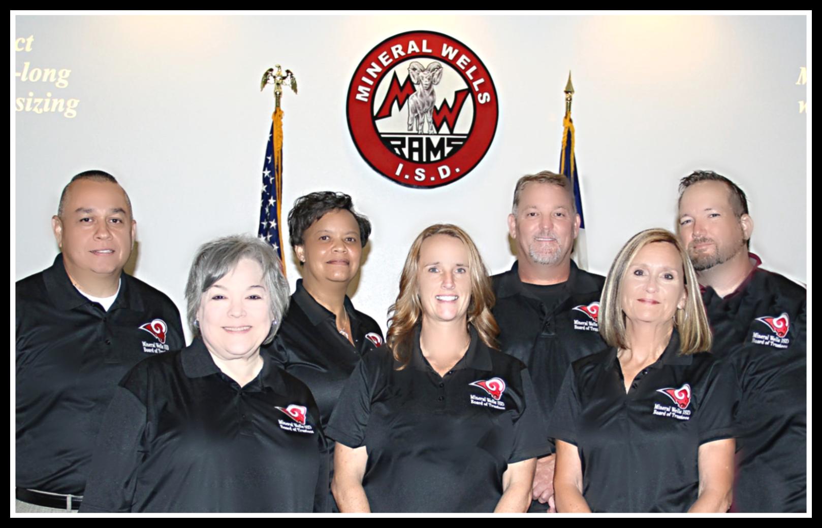2019-2020 School Board Members