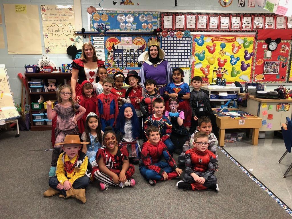 This Is Us!  #kindergartenrocks