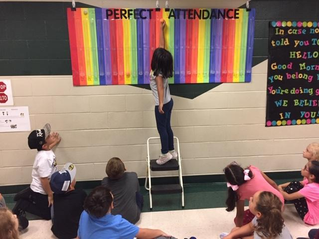 10 Days of perfect attendance