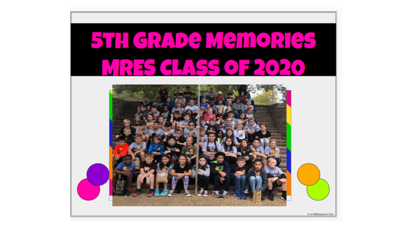 5th Grade Memories Featured Photo