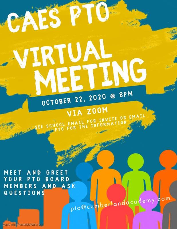 Virtual PTO Meeting Featured Photo