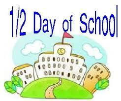 1/2 Day of School Thumbnail Image