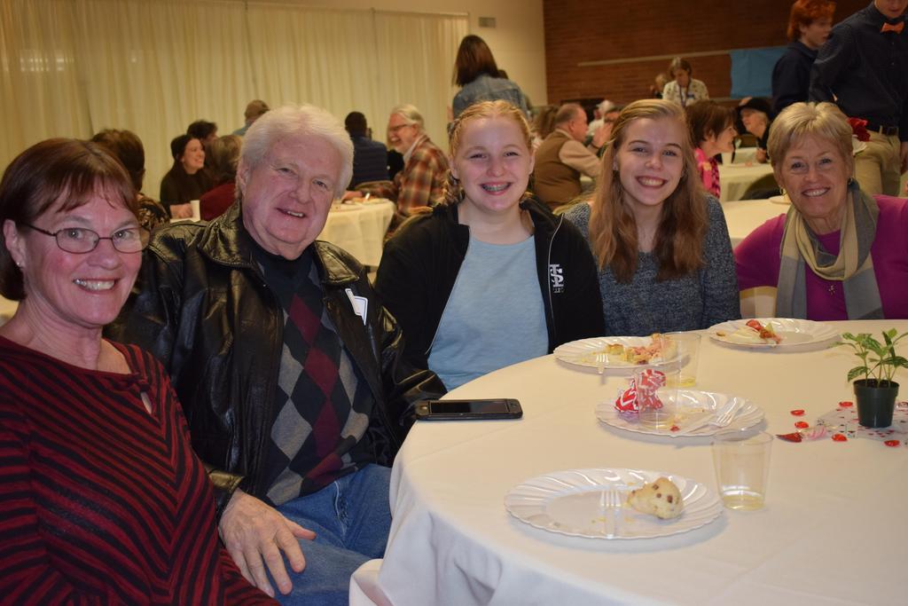 Grandparents day celebration