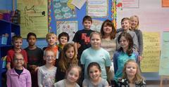 Mrs. Gouge's Third grade Students ROCK