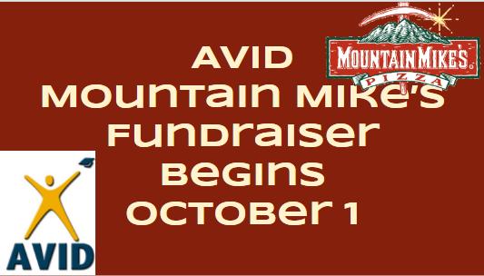 AVID Fundraiser