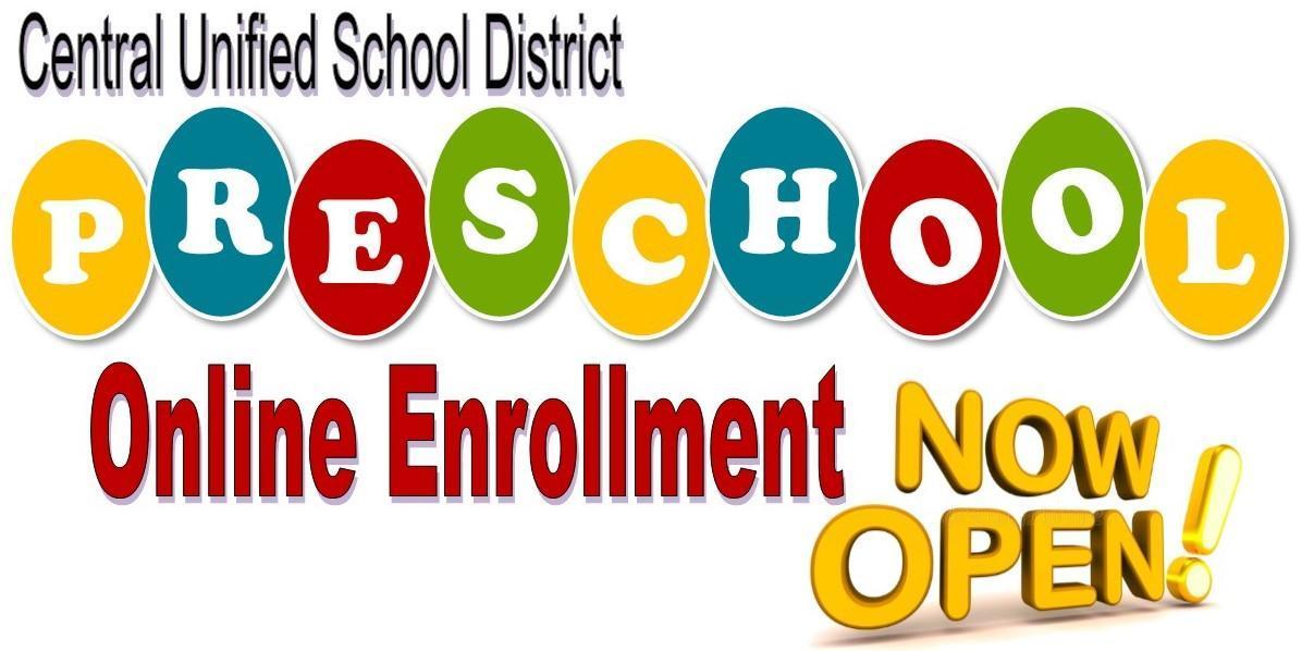 CUSD Preschool Enrollment