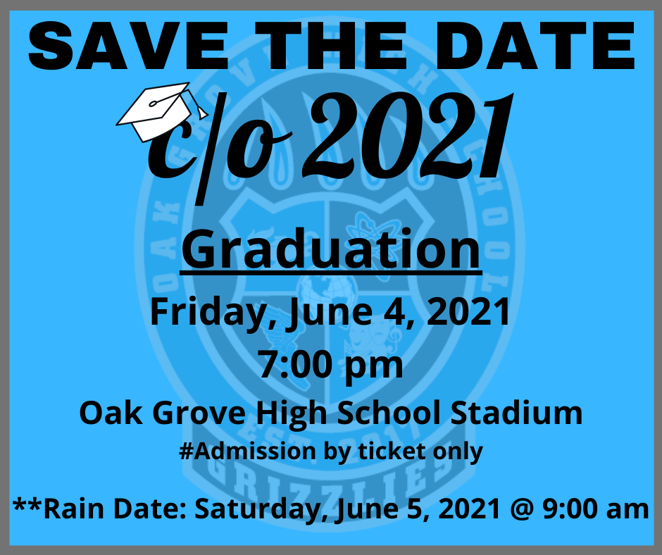 Graduation Date
