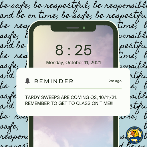 Poly's Tardy Policy and Procedures Featured Photo