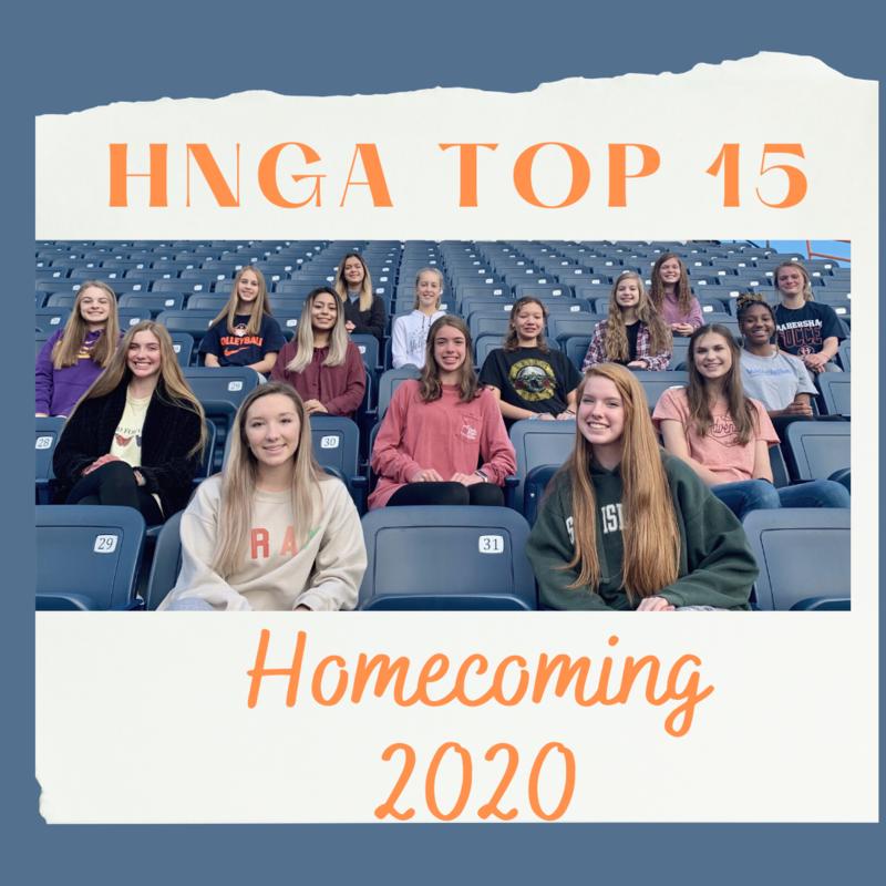 HNGA Top 15 HOCO