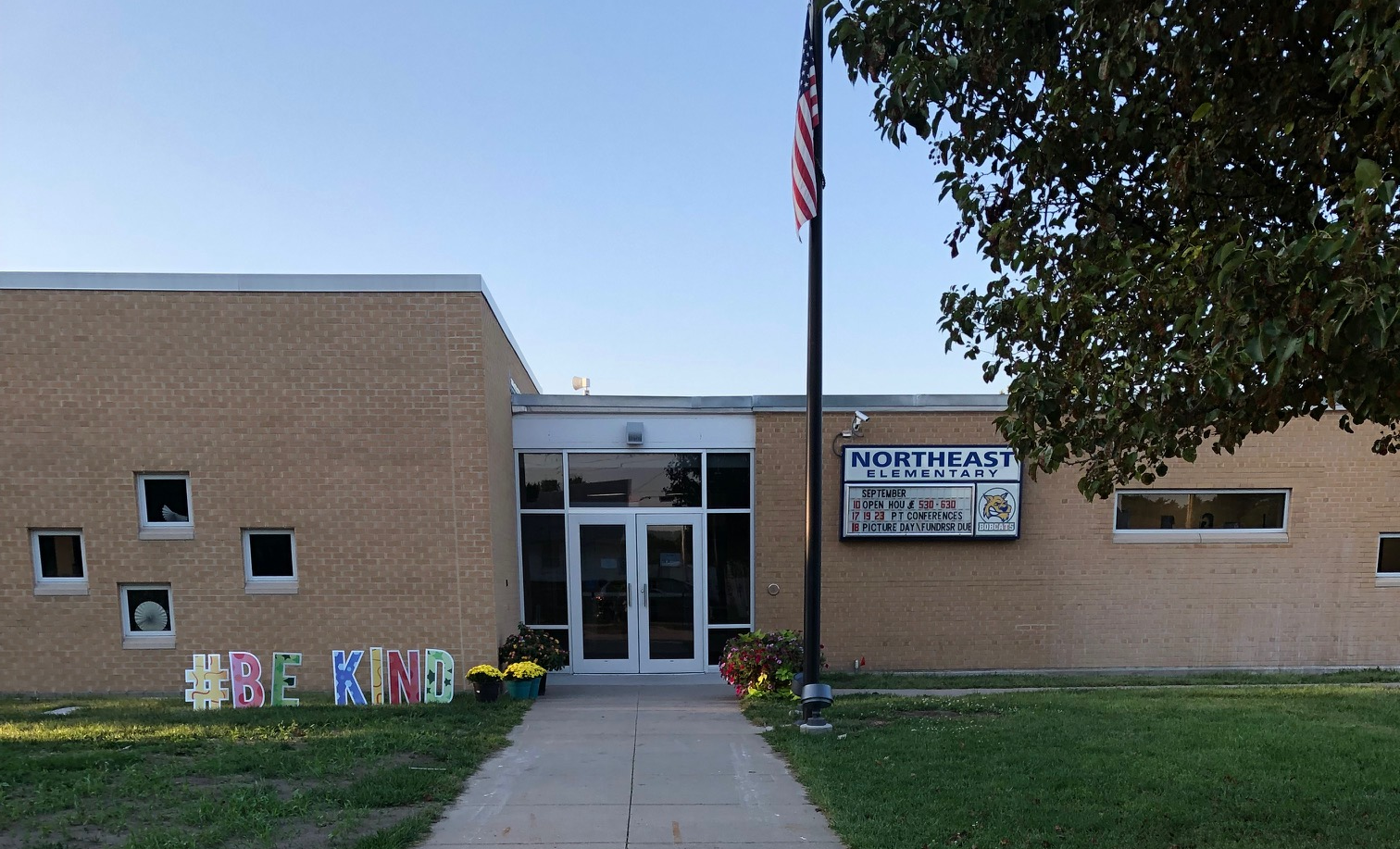 NE School Pic