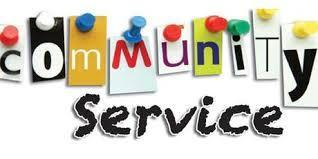 Community Service Volunteer Opportunities AGHS