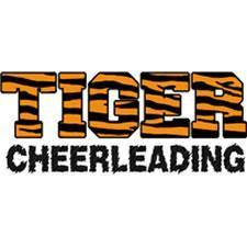 tiger cheerleading