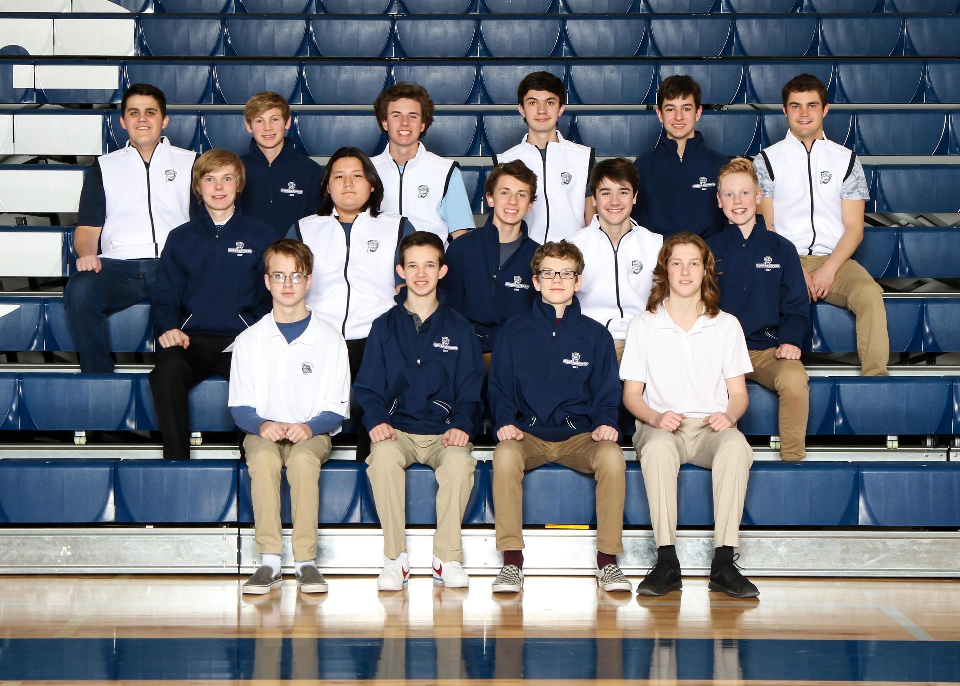 2019 Boys JV Team