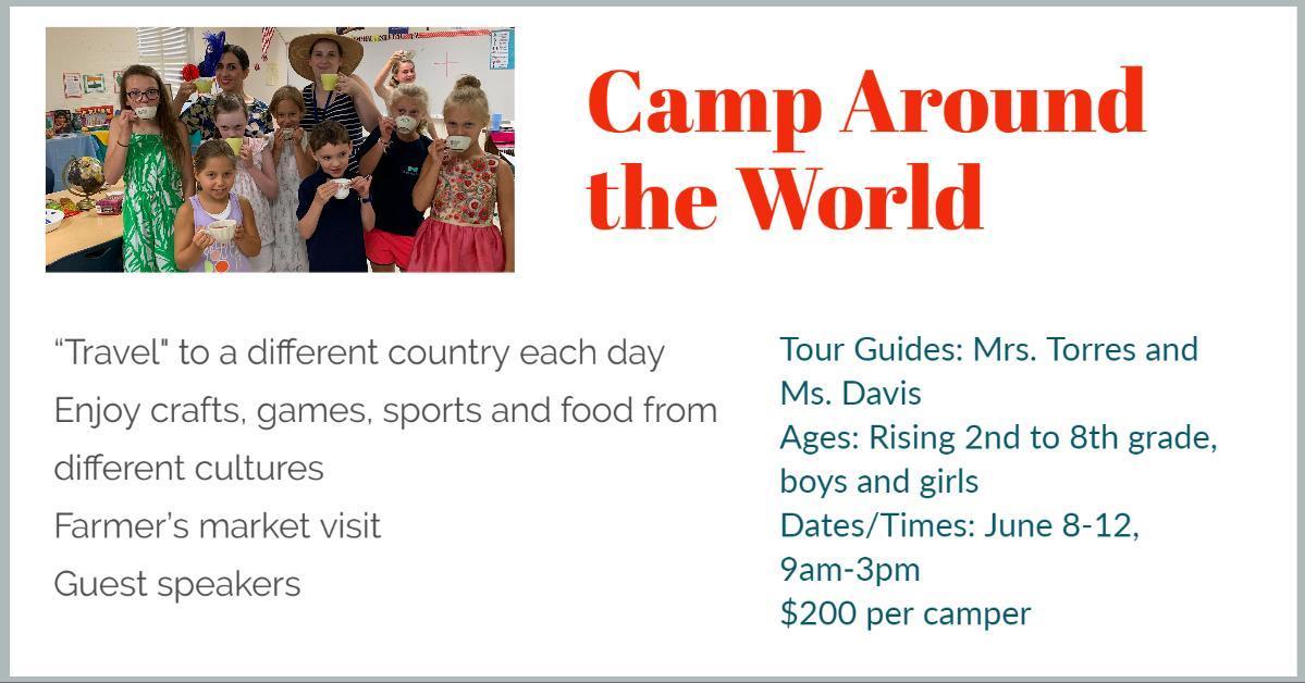 Camp Around the World