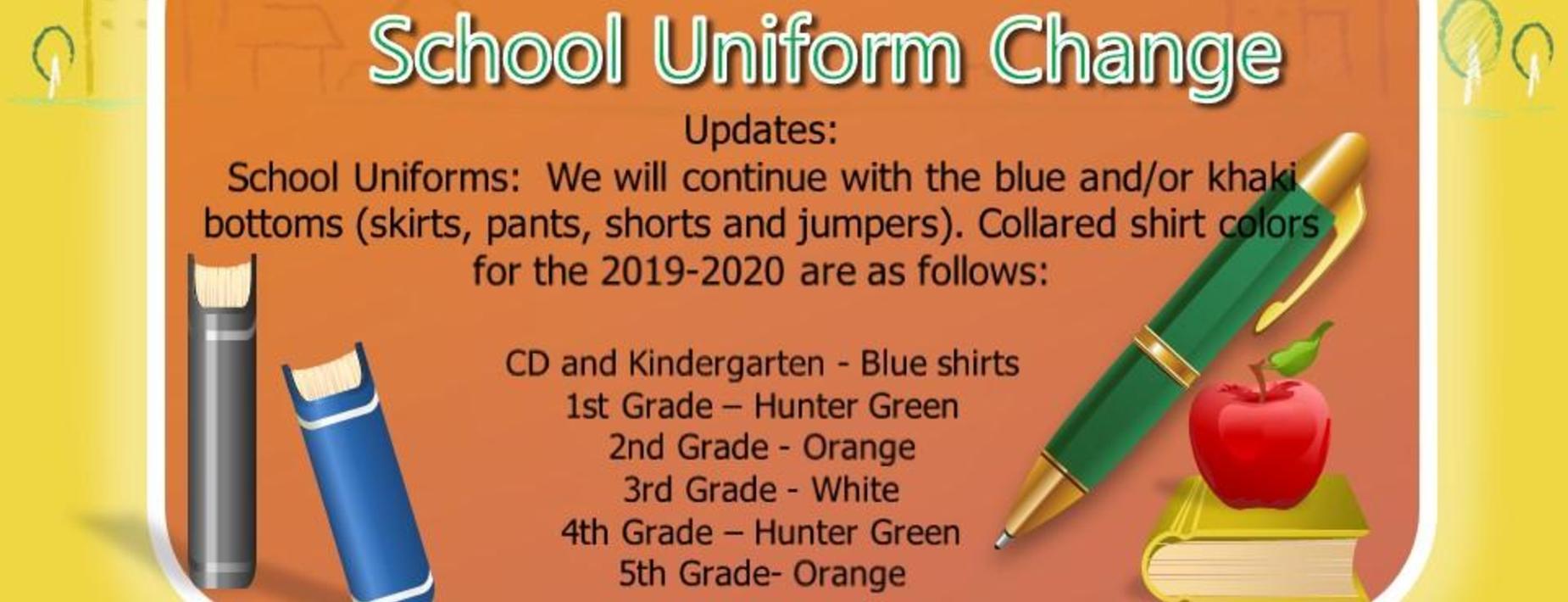 Uniform Change