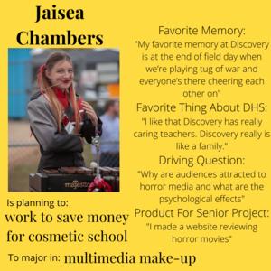 Jaisea Chambers