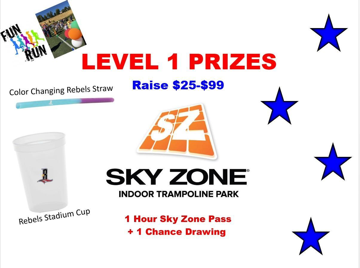 Prize Level 1