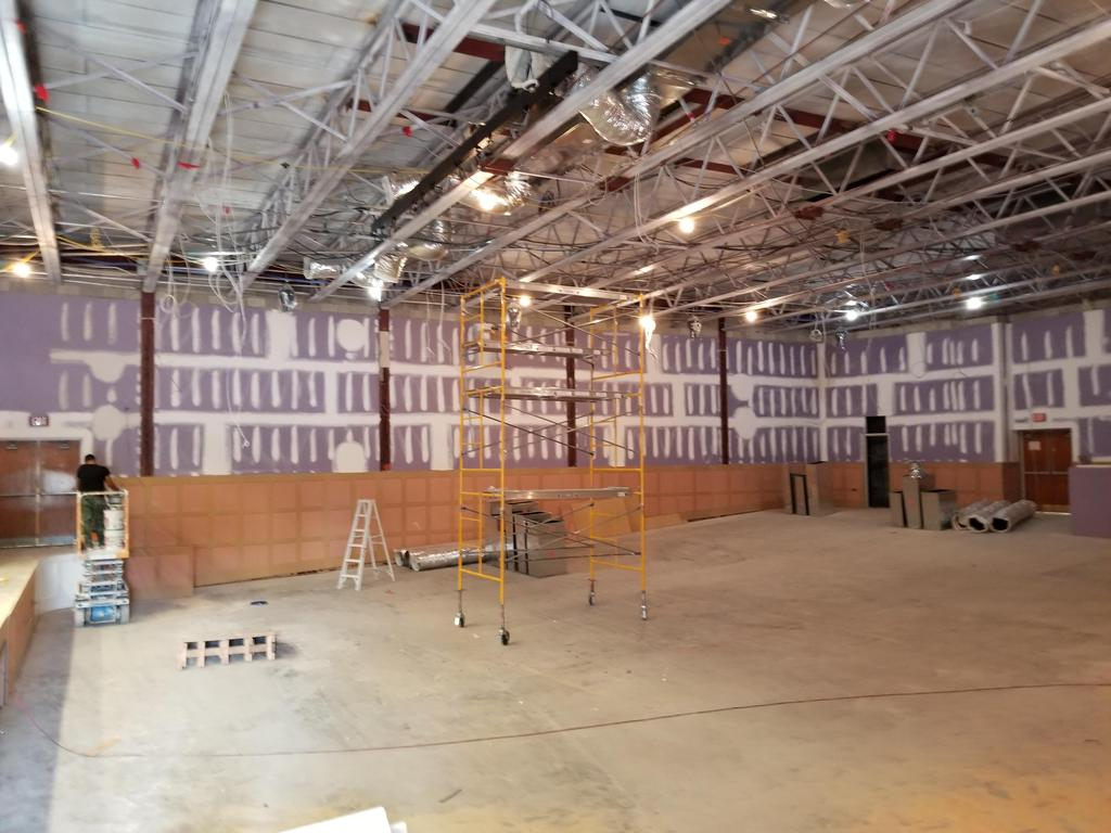 Auditorium Side