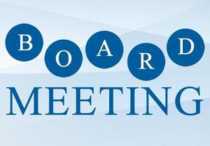 Board Meeting April 8 2019