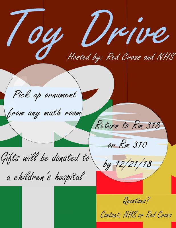 Maspeth High's National Honor Society and Red Cross Club Host Holiday Toy Drive Featured Photo
