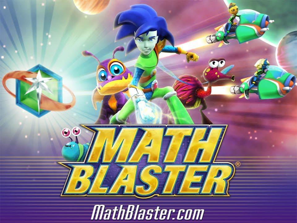 Math Blasters