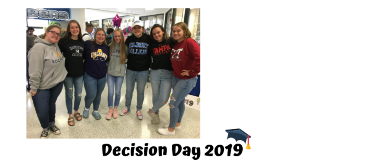 pictures from decision day