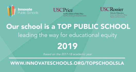 LA Top School 2019
