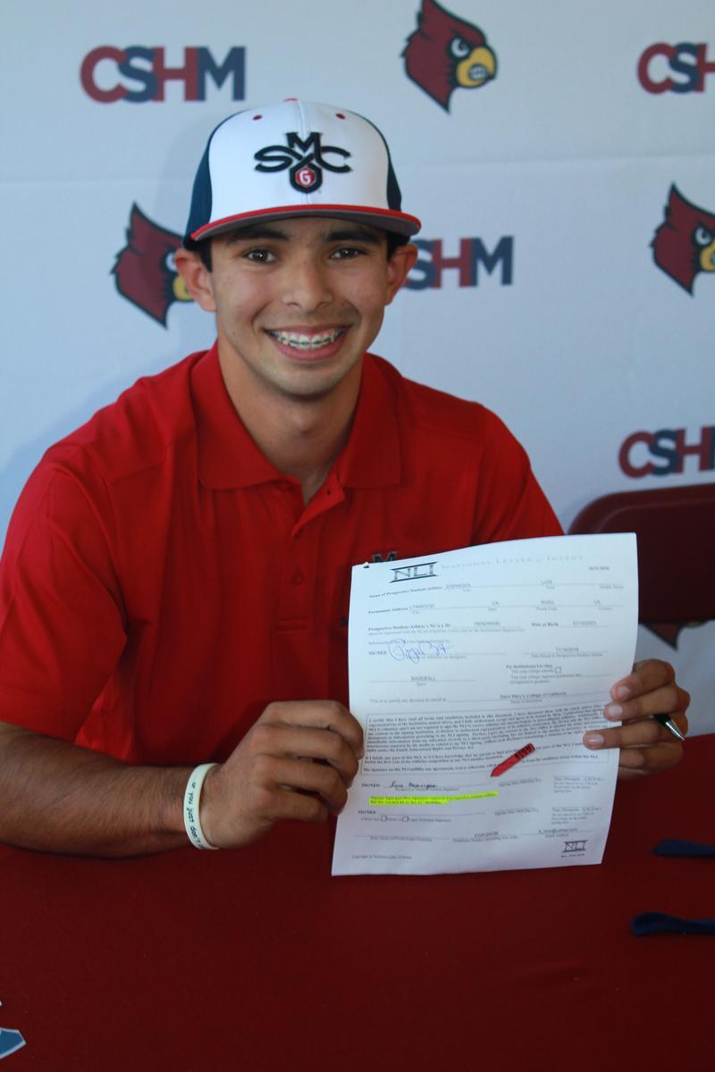 Congratulations Luis