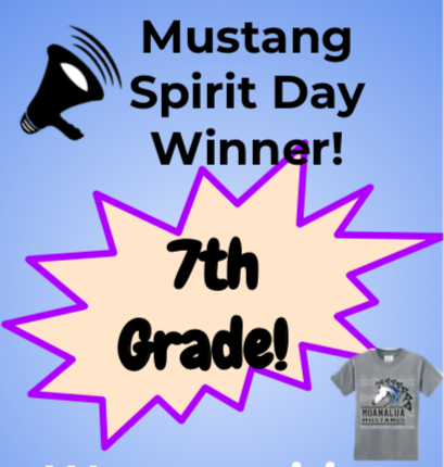 MUSTANG SPIRIT DAY WINNERS! Featured Photo
