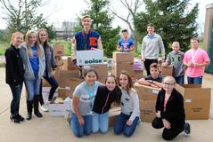 Intermediate Food Drive