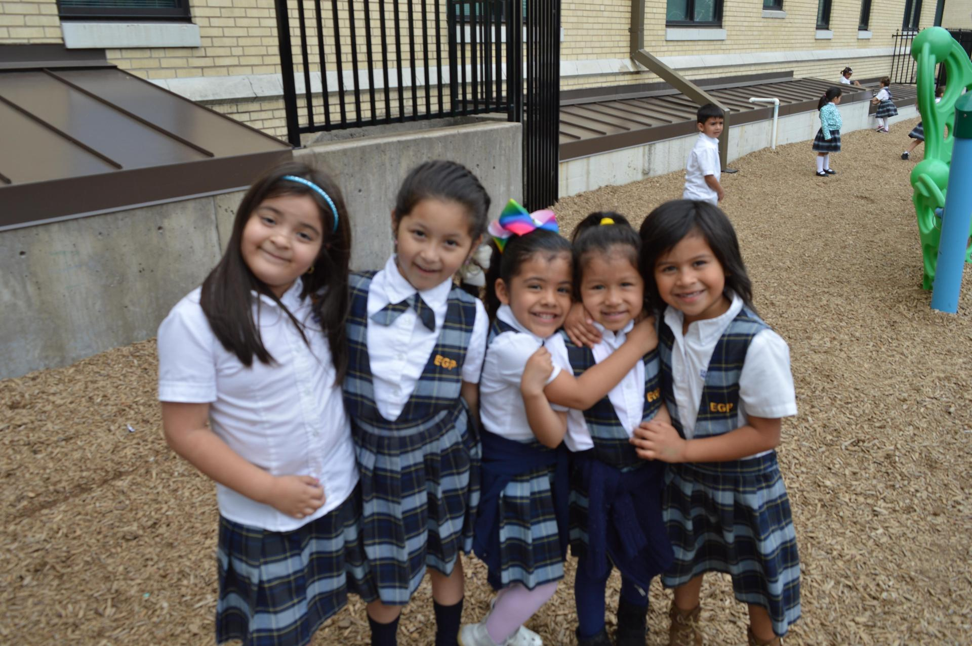 PreK friendships