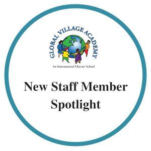 New Staff Member Spotlight