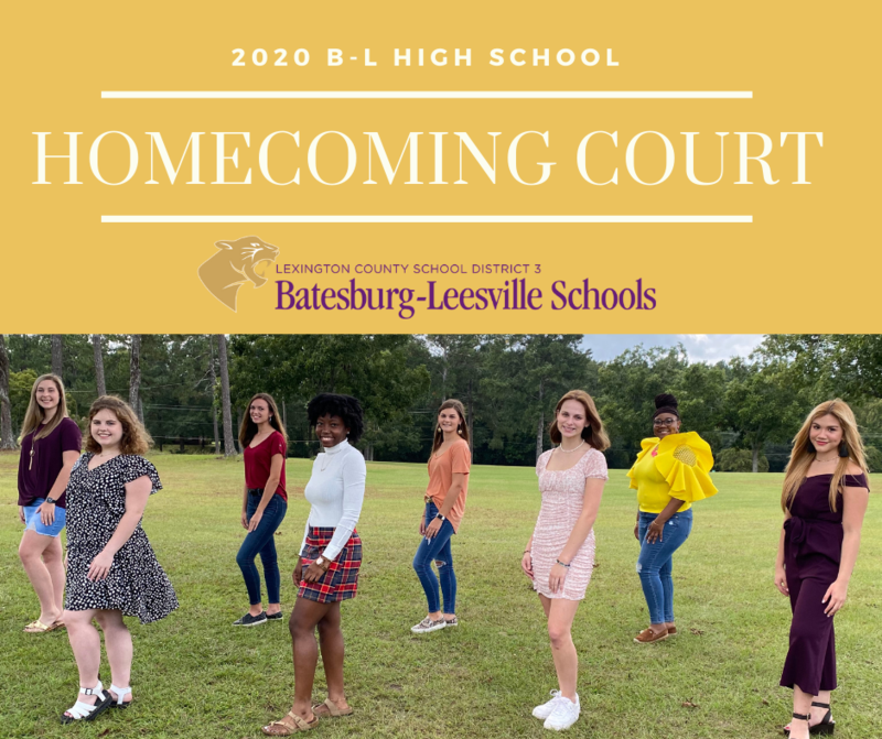 2020 Homecoming Court Announced