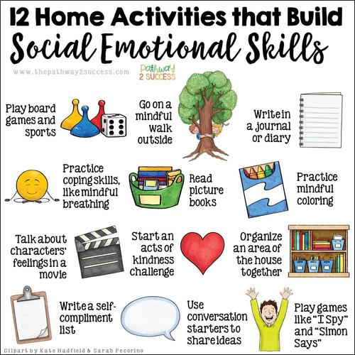 Social and Emotional Activities