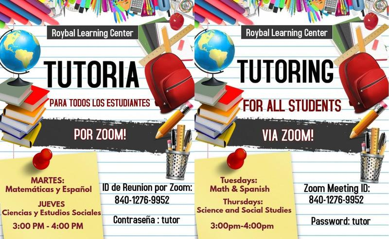 Tutoring for all students! Thumbnail Image