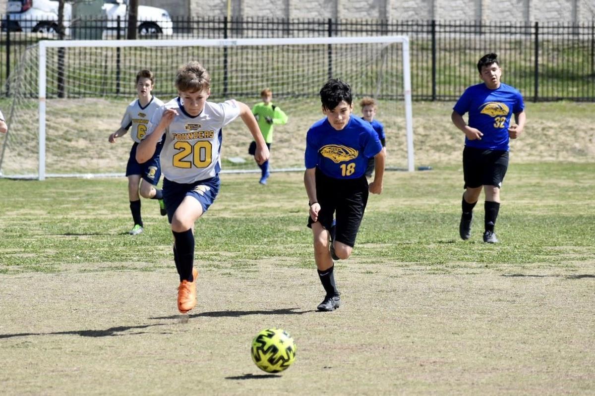 FCAS Boys Soccer