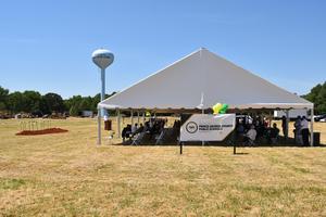 Groundbreaking Event Grounds