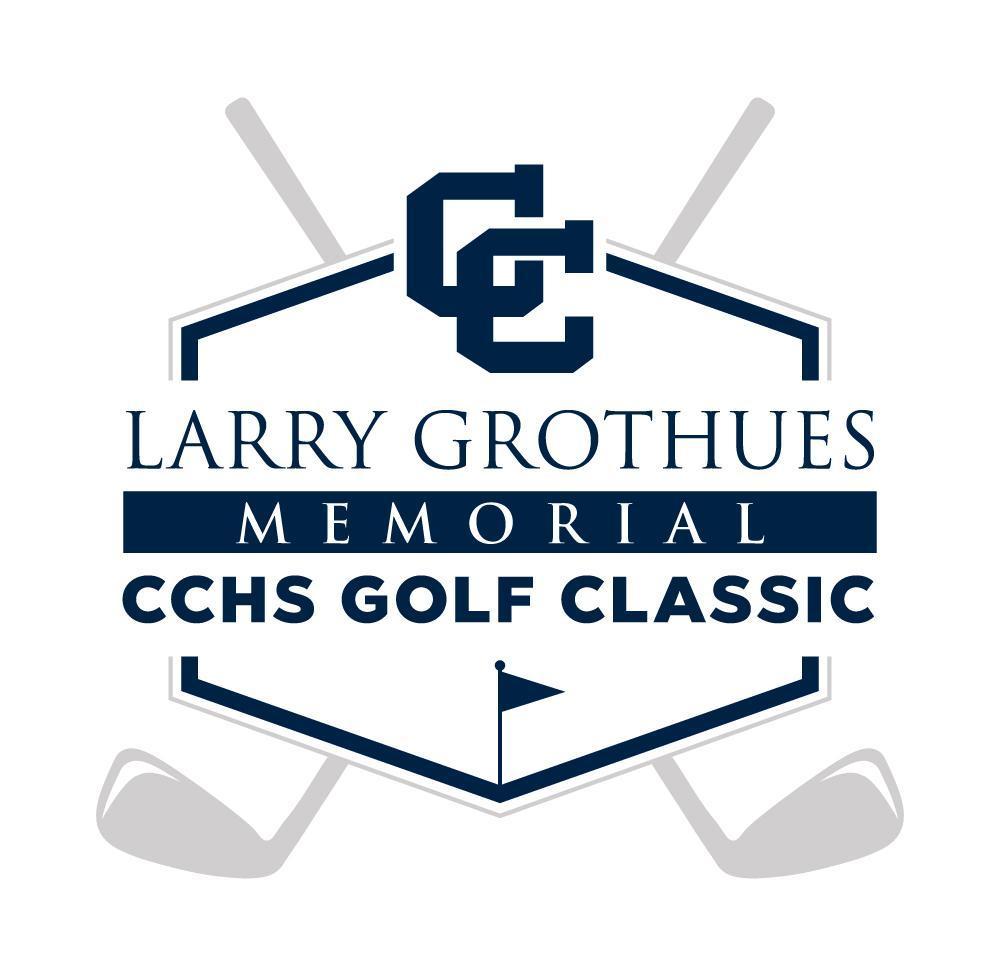 LG Memorial Golf Tournament Logo