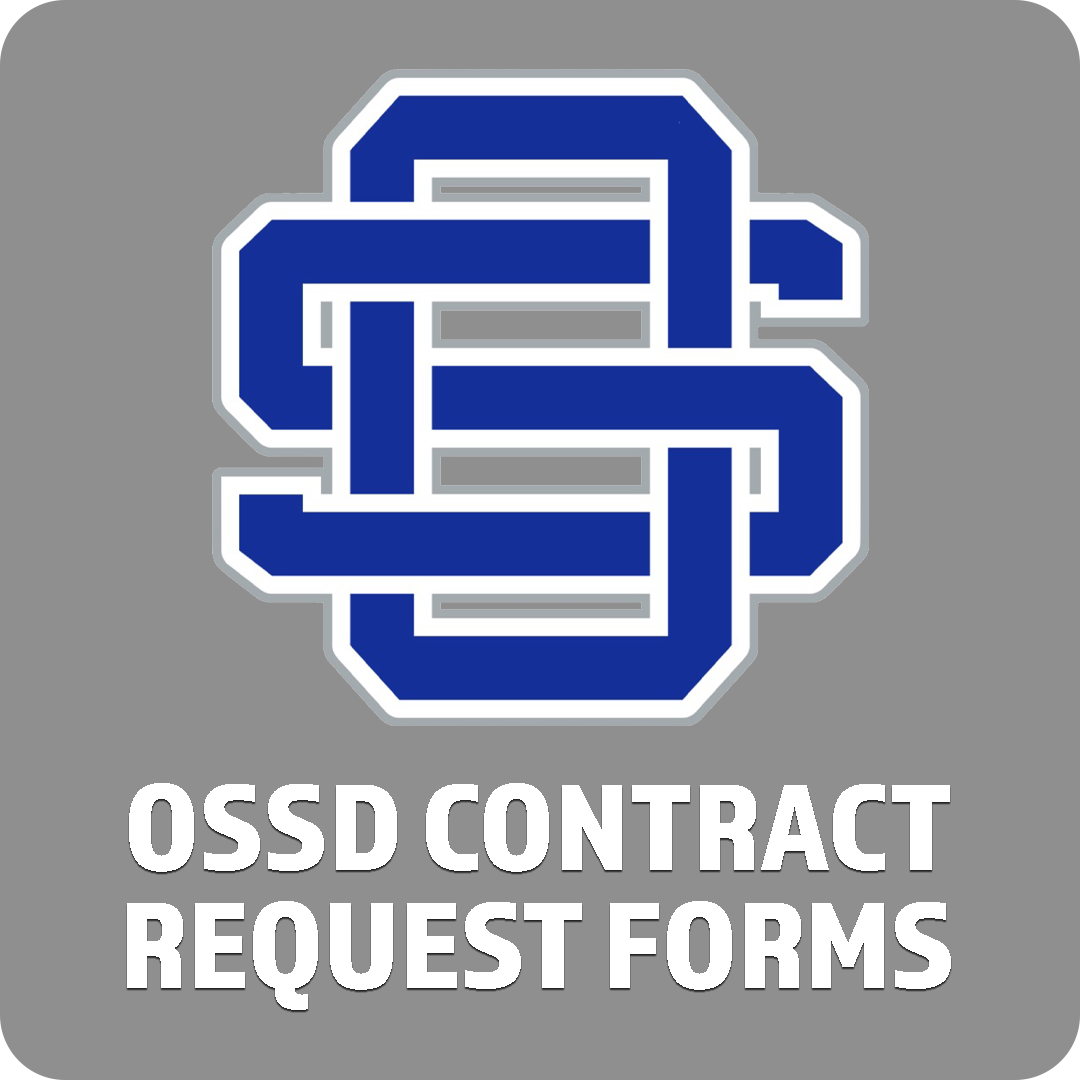 OSSD Contract Request Forms Icon