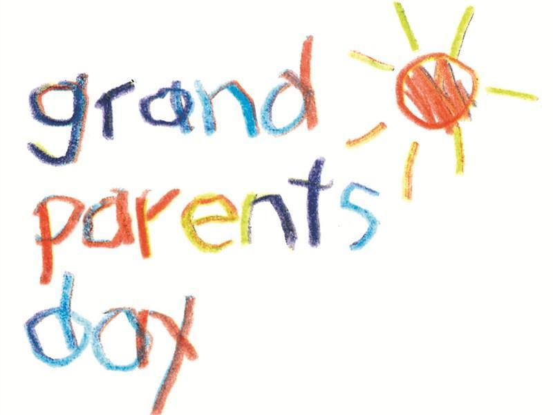 Grandparents'/Special Persons' Day - Friday, February 1 Featured Photo