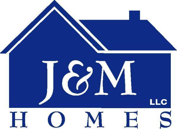 J&M Homes logo