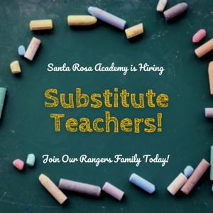 Hiring Substitute Teachers