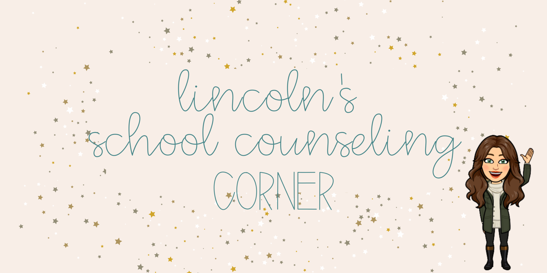 Counseling Welcome Banner