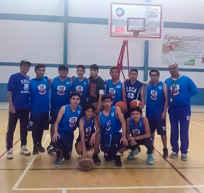 Felicidades a los alumnos de bachillerato por haber obtenido el Sub-Campeonato Featured Photo